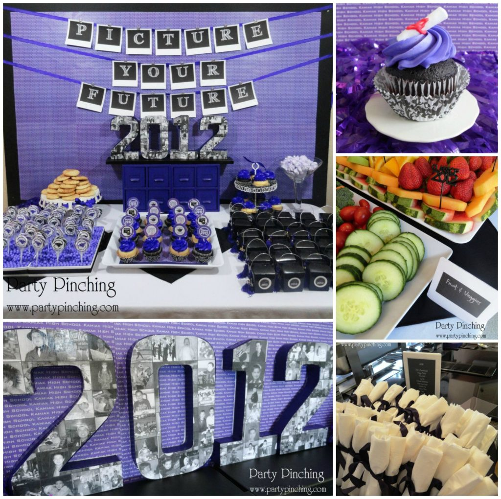 best graduation open house party food gift decor ideas for your graduate
