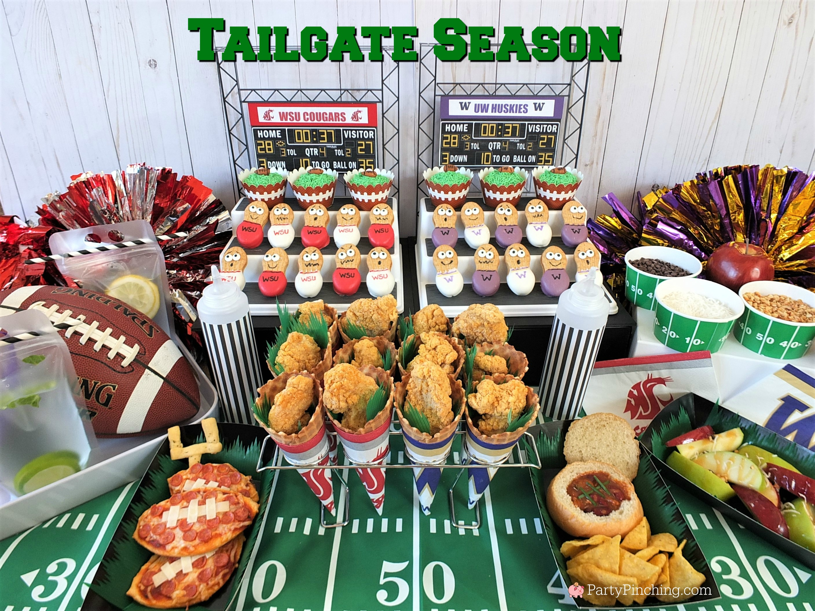 Tailgate Party Ideas Best Tailgating Food Recipe Drink Ideas