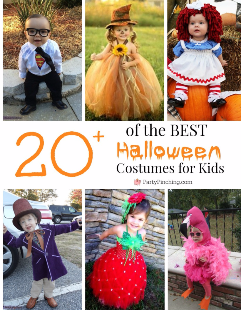 Best Halloween Costumes for Kids! (and Pets too!)