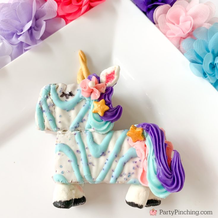 Unicorn Mini Cakes