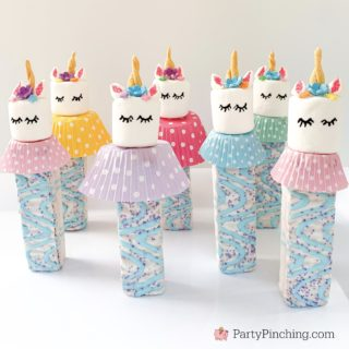 Unicorn Cakes, Best Unicorn Cake Recipes, Unicorn Party Ideas for Kids, Marshmallow Unicorn Treats, Unicorn Pops, Little Debbie Unicorn Cakes