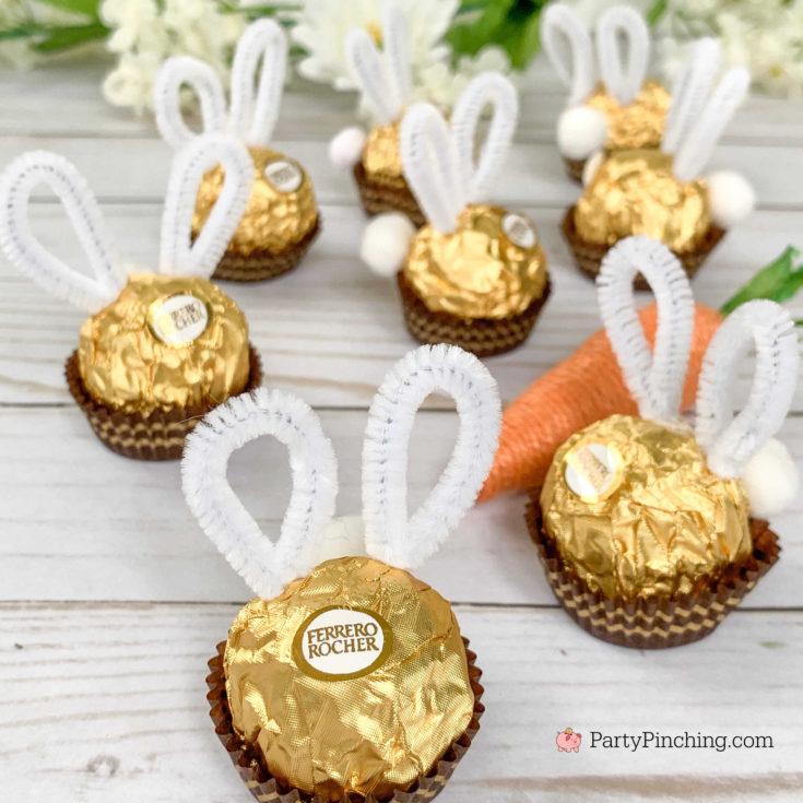 Ferrero Rocher Bunnies